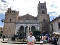 2019 05 29 Monreale Sizilien Reisewelt on Tour