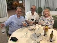 2019 05 24 Neumarkter Treffen im Hotelrestaurant