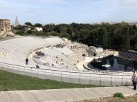 2019 05 25 Syrakus Griechisches Theater UNESCO Weltkulturerbe