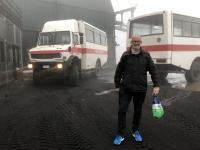 2019 05 26 Ätna Fahrt mit diesen Allradbussen