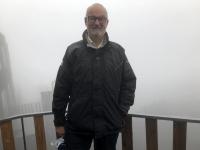 2019 05 26 Ätna Keine Sicht auf 2500 Meter und 2 Grad