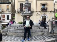 2019 05 26 Taormina Brunnen