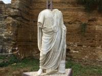 2019 05 27 Archäologische Stätten von Agrigent Skulptur