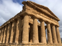 2019 05 27 Archäologische Stätten von Agrigent Tal der Tempel