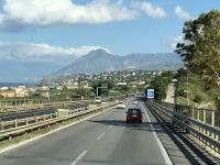 2019 05 28 Fahrt Richtung Palermo