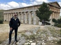 2019 05 28 Segesta  Dorischer Tempel 1