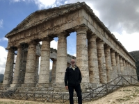 2019 05 28 Segesta  Dorischer Tempel 2