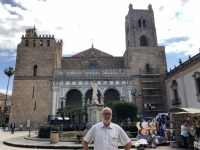 2019 05 29 Italien Arabisch normanisches Palermo und Kathedrale von Monreale
