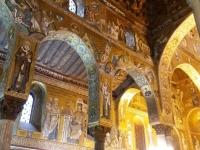 2019 05 29 Palermo Königlicher Palast Kapelle Palatina