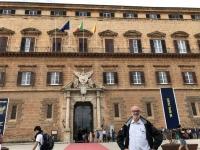 2019 05 29 Palermo Königlicher Palast aussen