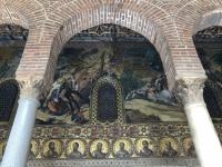 2019 05 29 Palermo Königlicher Palast vor Kapelle Palatina