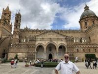 2019 05 29 Palermo Kathedrale von aussen
