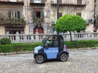 2019 05 29 Palermo Polizeikontrolle