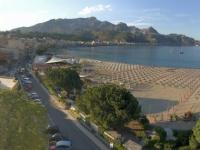 2019 05 24 Giardini Naxos Blick vom Hotelbalkon