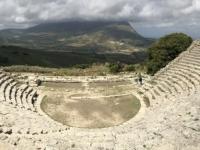 2019 05 28 Segesta Griechisches Theater 3