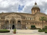2019 05 29 Palermo Kathedrale aussen