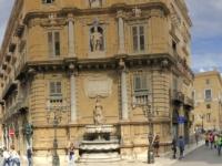 2019 05 29 Palermo Piazza Quattro Canti