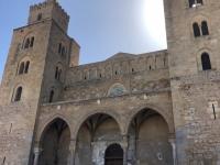Italien Arabisch normanisches Palermo und Kathedralen von Cefalu Kopfbild