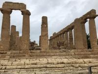 Italien Archäologische Stätten von Agrigent Kopfbild 1