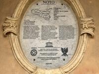 Italien Spätbarocke Städte des Val di Noto Kathedrale Noto Tafel 1