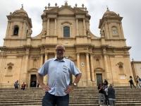 Italien Spätbarocke Städte des Val di Noto Kathedrale Noto