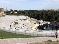 Italien Syrakus und Felskammergräber Pantalica Kopfbild 2