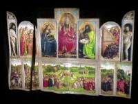 Berühmter Genter Altar