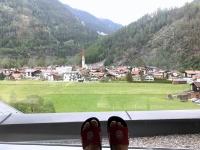 Relaxen mit tollem Ausblick