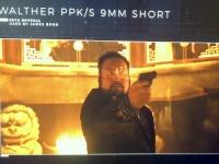 Einsatz der Pistole Walther PPK 9 mm in Skyfall 2012