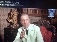 Goldener Colt verwendet in Der Mann mit dem goldenen Colt 1974 von Christopher Lee