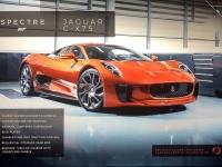 Jaguar C X 75 verwendet in Spectra 2015