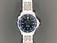 Omega Laser Watch verwendet in Golden Eye 1995