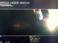 Omega Laser Watch verwendet in Golden Eye