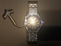 Omega Piton Watch in Die Welt ist nicht genug 1999