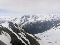 Panoramafoto mit zwei Mal Stutz