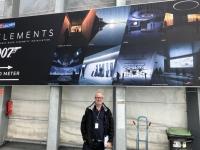 Werbung für die James Bond Elements 007