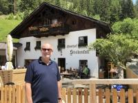 Falkner Gasthof Stuibenfall Niederthai Tirol