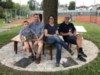 2019 06 22 Hans Leeb Platz Probesitzen