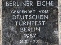 Granittafel Berliner Eiche