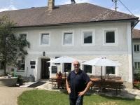 Pumberger Jausenstation Zur Fährfrau Wesenufer