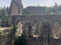 Ruine Schaunberg Kirche