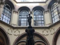 Brunnen im Palais Ferstel