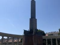 Schwarzenbergplatz mit Heldendenkmal der Roten Armee