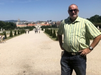 Unteres Belvedere mit wunderschönem Park