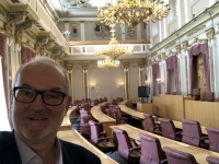 Ehrwürdiger Landtagssaal