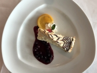 Dessert Esterhazy Schnitte