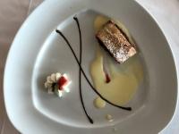 Dessert Strudla sa Visnjama Kirschstrudel