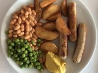 Frühstück Englisches Frühstück
