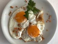 Frühstück Spiegeleier
