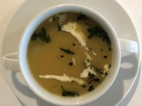 Suppe Cream of Cauliflower